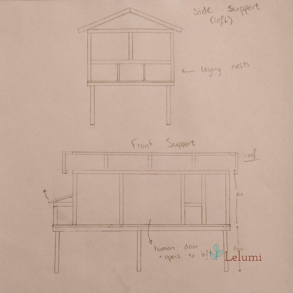 Second coop sketch